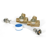 Camco Permanent Water Heater By-Pass Kit