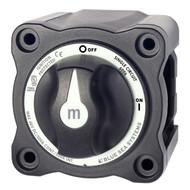 Blue Sea m-Series Mini On-Off Battery Switch w/ Knob