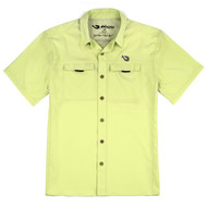 Mojo Mr. Big Short Sleeve Performance Vented Shirt - Mint