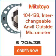 Mitutoyo 104-138