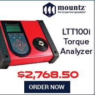 Mountz LTT100i Torque Analyzer