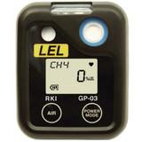 RKI 03 Series LEL Single Gas Monitor with NI-MH Battery 72-0038