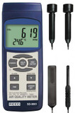 REED Instruments SD-9901-NIST AIR QUALITY METER, DATA LOGGER W/NIST CERT