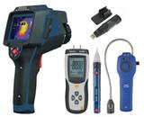 REED Instruments REED-HVAC-KIT THERMAL IMAGER/MANOMETER/GAS DETECTOR/DATALOGGER COMBO KIT