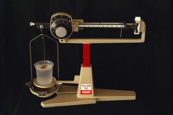 Ohaus dial o gram 310g pan balance for Balanza cocina 0 1 g
