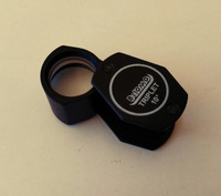 BelOMA 10x Triplet Loupe Magnifier