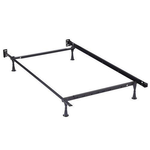 twin queen metal bed frame