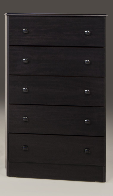 Merlot 5 Drawer Chest