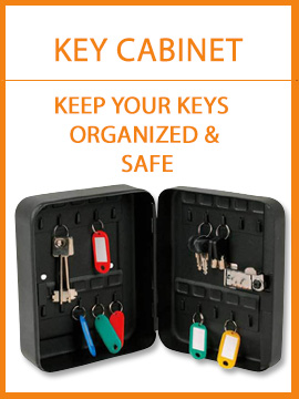 Key Cabinet and Lock Box sold by Lock Depot