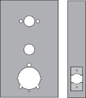 Keedex K-BXSIM-AL Gate Box