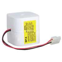 BP6 Alarm Lock Replacement battery for LL1, PG10 and 11A models only
