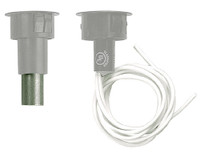 DPS-M-WH Securitron Door Position Switch for Metal Doors in Grey Finish