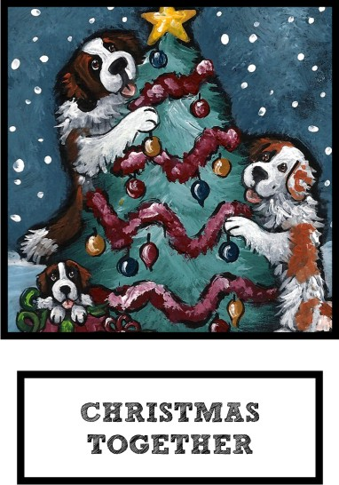 christmas-together-saint-bernard-thumb.jpg