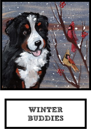 winter-buddies-bernese-mountain-dog-cardinals-thumb.jpg