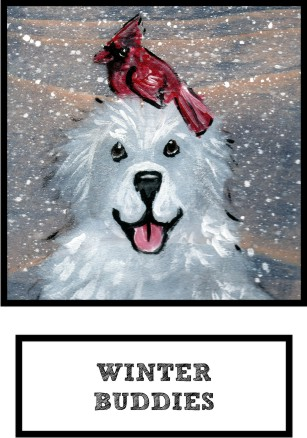 winter-buddies-great-pyrenees-cardinal-thumb.jpg