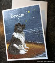 NOTE CARDS · DREAM · LANDSEER NEWFOUNDLAND · AMY BOLIN
