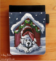 NOTEBOOKS (SEVERAL SIZES AVAILABLE) · BELIEVE · GREAT PYRENEES · AMY BOLIN