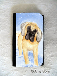 LARGE ORGANIZER WALLET · MY FIRST WINTER · GREAT DANE · AMY BOLIN