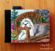 NOTEBOOKS (SEVERAL SIZES AVAILABLE) · SUMMER'S SIMPLE PLEASURES · OLD ENGLISH SHEEPDOG · AMY BOLIN