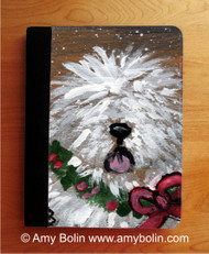 NOTEBOOKS (SEVERAL SIZES AVAILABLE) · CHRISTMAS TRADITIONS · OLD ENGLISH SHEEPDOG · AMY BOLIN