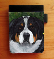 NOTEBOOKS (SEVERAL SIZES AVAILABLE) · PIPER · GREATER SWISS MOUNTAIN DOG · AMY BOLIN