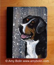 NOTEBOOKS (SEVERAL SIZES AVAILABLE) · SWISSY · GREATER SWISS MOUNTAIN DOG · AMY BOLIN