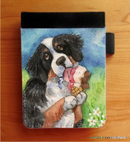 NOTEBOOKS (SEVERAL SIZES AVAILABLE) · MAKE MINE NEAPOLITAN · BERNESE MOUNTAIN DOG · AMY BOLIN