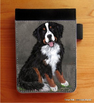 NOTEBOOKS (SEVERAL SIZES AVAILABLE) · MERLIN · BERNESE MOUNTAIN DOG · AMY BOLIN