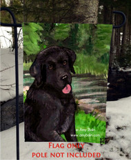 GARDEN FLAG · SAM ON THE STURGEON · LABRADOR RETRIEVER · AMY BOLIN
