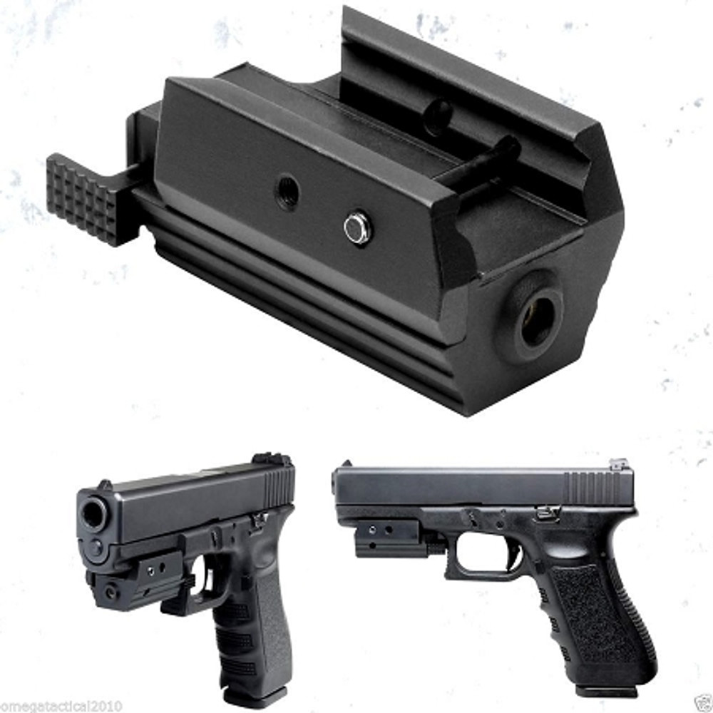 NC Star Red Pistol Laser Sight For Sig Sauer Springfield Xd Beretta S&W Ruger?