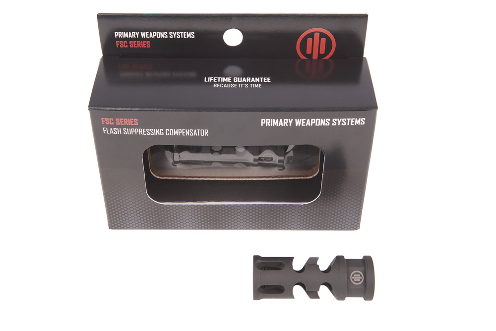 Primary Weapon Systems FSC556 .223 Tactical Compensator Mod 2
