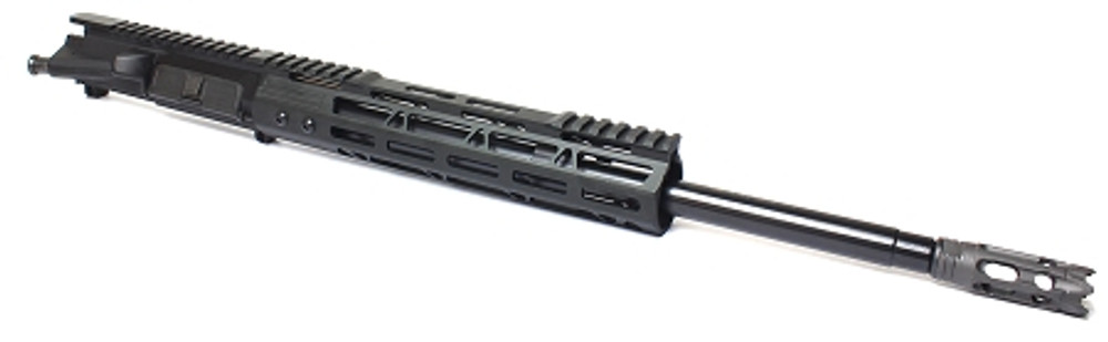"Davidson Defense Premium Billet HBAR 16"" 5.56 NATO Upper With 10"" M-Lok Hanguard & Custom Muzzle Brake (No BCG)"