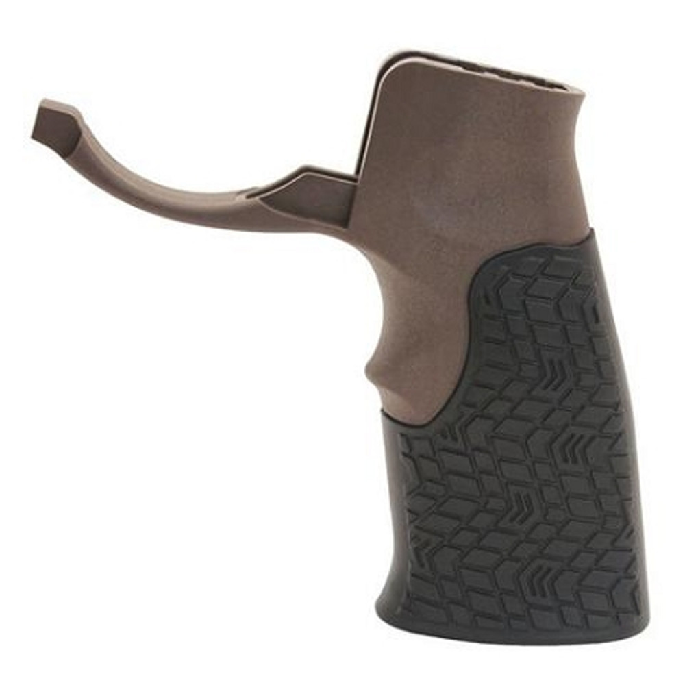 Daniel Defense Pistol Grip, Synthetic With Trigger Guard AR15 M4 Brown