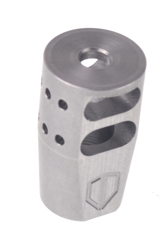 "Davidson Defense Stainless Steel ""Migi"" Muzzle Brake .223/5.56"