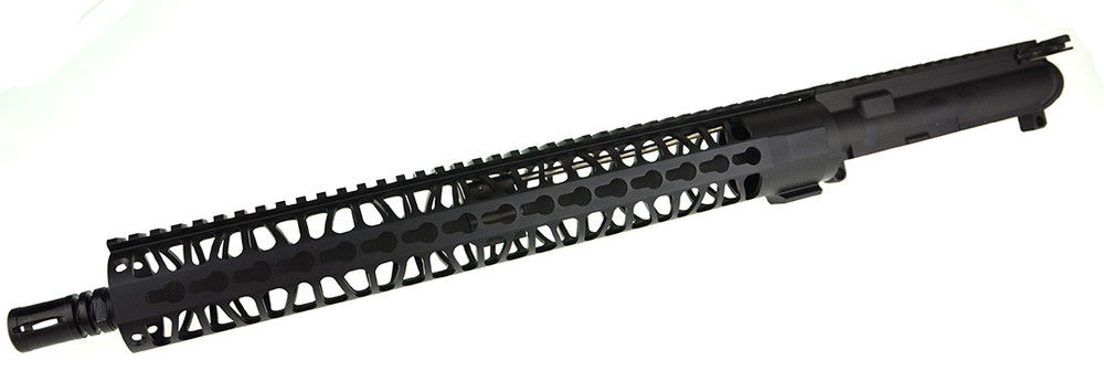 "SOTA Arms AR15 Complete Upper Receiver 16"" 5.56 Mag Phos 1:9 M4 Barrel -15""extended handguard - included BCG and Charging Handle - USA MADE!"