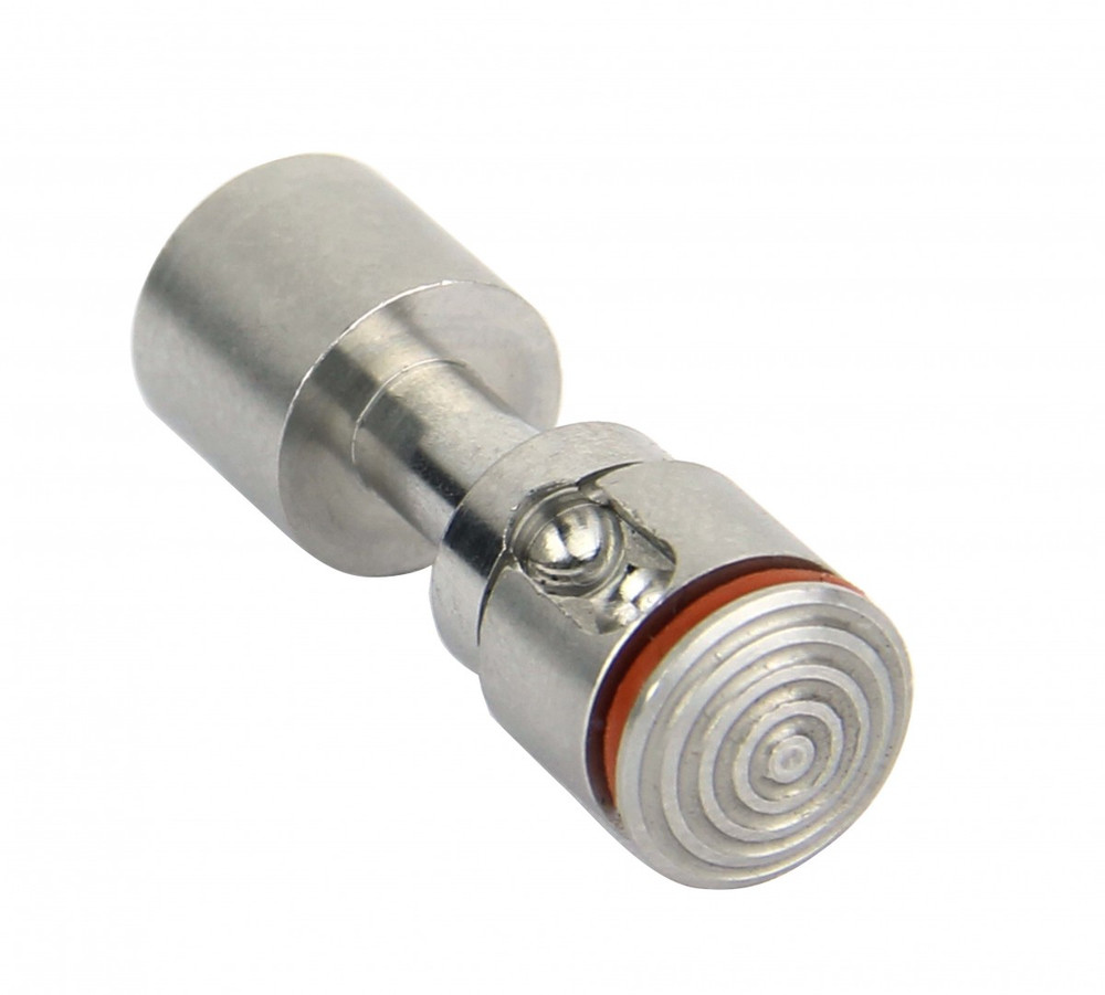 AR-15 M4  X-Defense Push Button Safety Made In the USA - Stainless Steel