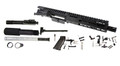 "Davidson Defense AR-15 Complete Pistol Upper Kit 7.5"".223 WYLDE Stainless Steel 1-7 twist W/ SFree Float Handguard & BCG"