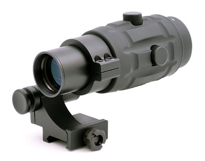 Vector Optics  Premium 3X Magnifier with Flip To Side Mount