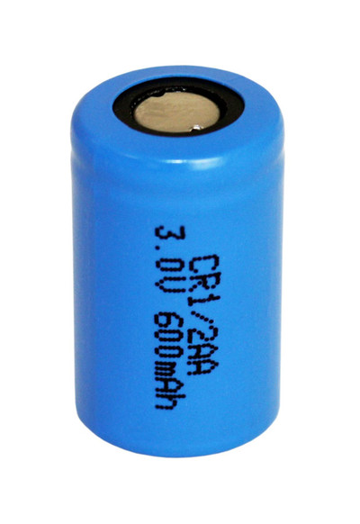 3 Volt Battery/CR1/2 AA