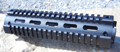 Mid Length Quad Rail Handguard