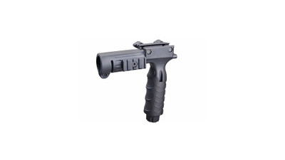 Trinity Force Ambidextrous Vertical Foregrip w/ Flashlight Mount