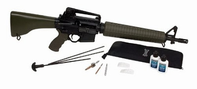 Gunslick Pro AR-15 Cleaning Kit with Ultra Klenz