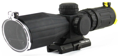 Vector Optics 3-9x40 Rubber Illuminated Rangefinder Tactical Rifle Hunting Scope  *CLOSEOUT PRICE*