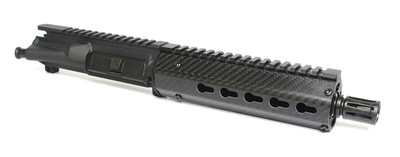 "Davidson Defense Carbon Fiber Octagon 7"" Pistol Upper W/ 7.5"" .223 WYLDE 1:9 Barrel"