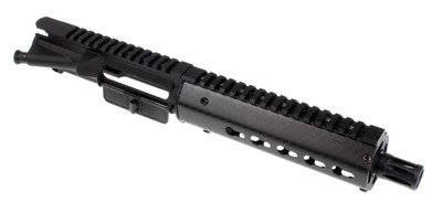 "Davidson Defense Carbon Fiber Octagon 7"" Pistol Upper W/ SS 7.5"" .223 WYLDE 1:7 Barrel"