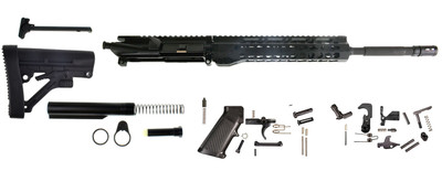 Davidson Defense Assembled AR-15 Ultimate Budget Kit, Everything But Lower and BCG