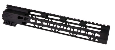 Davidson Defense AR-15 Free Float Keymod Trapezoid Clamp On Handguard - 12""
