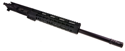 "Davidson Defense 16""  QPQ Melonite Nitride  300 Blackout Upper W/ 10"" Super Slim Keymod Handgaurd"