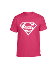 Mothers day super mom Women T-Shirts