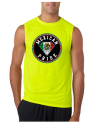 MEXICAN PRIDE GYM Adult Sleeveless T Shirt